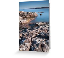 Cove Morning Greeting Card