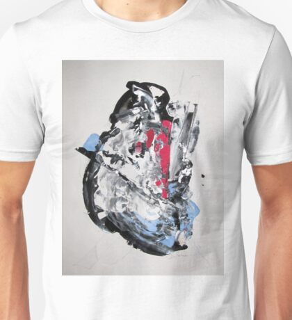It's not worth crying over spilt milk - Original Wall Modern Abstract Art Painting Unisex T-Shirt