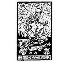 Tarot card - the death Photographic Print