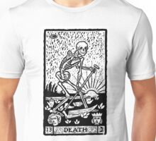 Tarot card - the death Unisex T-Shirt