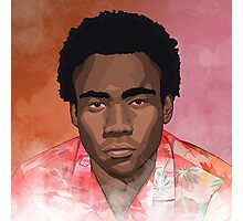 Childish Gambino | Because The Internet | ART  Photographic Print