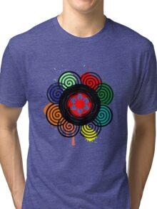 Color of time Tri-blend T-Shirt