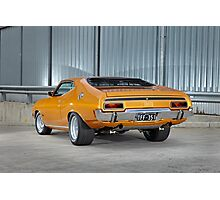 Ford Fairmont XA Coupe Photographic Print
