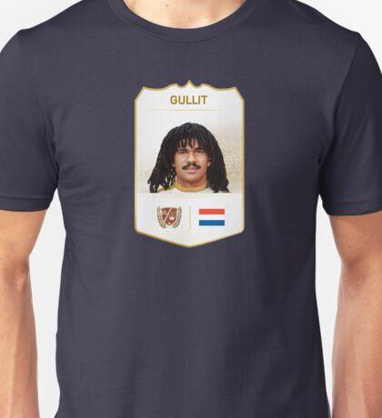 Gullit - holland soccer player Unisex T-Shirt