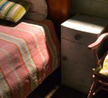 bed Sticker