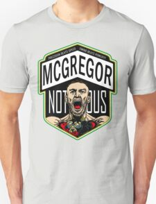 Conor Mcgregor, The Notorious T-Shirt