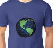 Sketched Earth Unisex T-Shirt