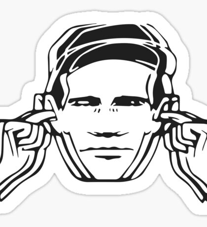 Use Hearing Protection (Factory)  Sticker
