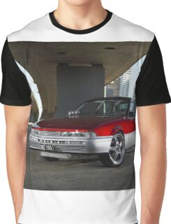 Candy Holden Commodore VL Turbo Graphic T-Shirt