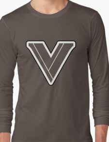 Street Fighter V Logo Long Sleeve T-Shirt