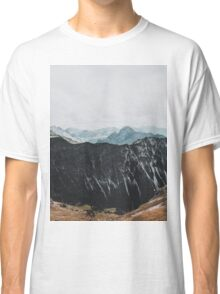 Interstellar landscape photography Classic T-Shirt