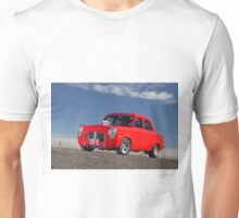 Red 1955 Ford Prefect Unisex T-Shirt