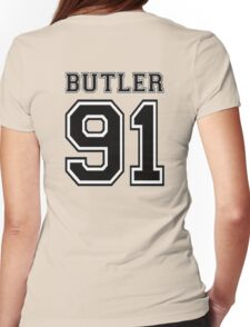 Butler Womens Fitted T-Shirt
