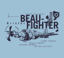 Bristol Beaufighter One Piece - Short Sleeve