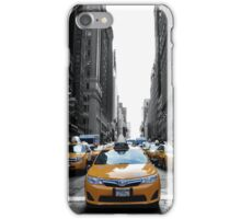 Yellow Cab's  iPhone Case/Skin