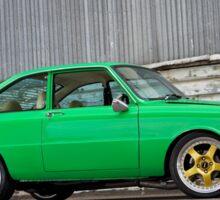 Green Mazda R100 Sticker