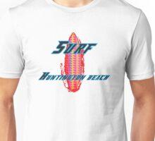 Huntington Beach, Surf USA Unisex T-Shirt