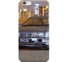 Ford Sierra RS Cosworth iPhone Case/Skin