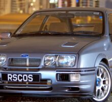 Ford Sierra RS Cosworth Sticker