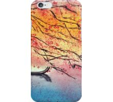 The old man and the river iPhone Case/Skin