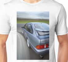 Ford Sierra RS Cosworth rig shot Unisex T-Shirt