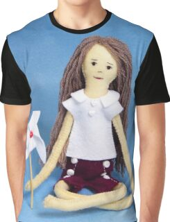 Celebrate Felt Doll Graphic T-Shirt
