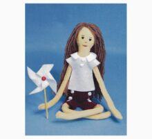 Celebrate Felt Doll Kids Tee