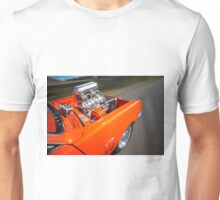 Orange Holden HG Monaro GTS rig shot Unisex T-Shirt