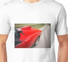 Red Ford XE ESP rig shot Unisex T-Shirt