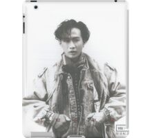 Wong ka kui (黄家驹) - Chinese singer iPad Case/Skin