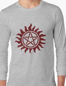 supernatural tattoo Long Sleeve T-Shirt