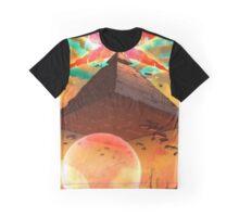 Bill Cipher's Weirdmageddon Pyramd Graphic T-Shirt