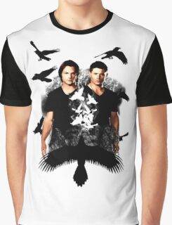 Supernatural 2  Graphic T-Shirt
