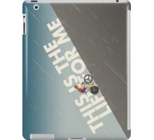 This is the Life for Me iPad Case/Skin