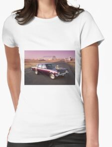 Holden HG Brougham Womens Fitted T-Shirt