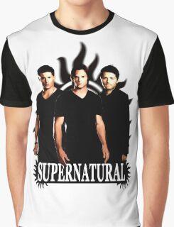 Supernatural 3 Graphic T-Shirt