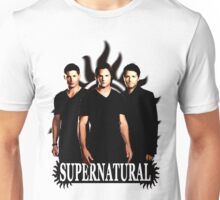 Supernatural 3 Unisex T-Shirt