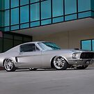 67 Ford Mustang Fastback by John Jovic
