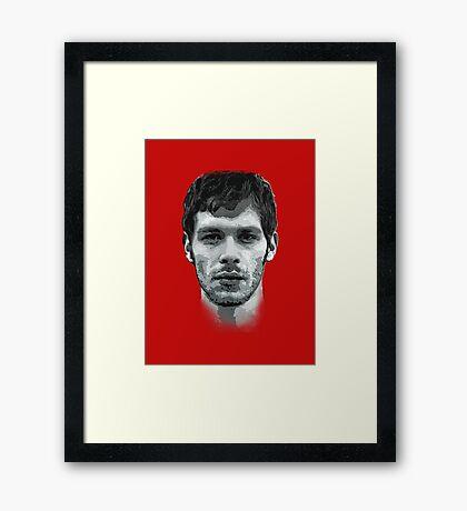 Klaus 1  Framed Print