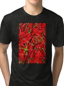 Chilli Tri-blend T-Shirt