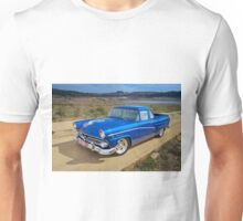 Blue Ford Mainline Unisex T-Shirt