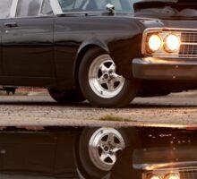 Black Ford ZB Sticker