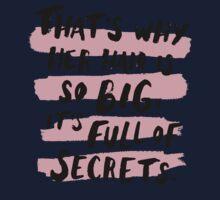 It's Full Of Secrets Kids Tee