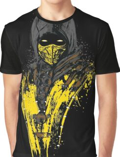 Mortal Fire Graphic T-Shirt