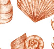Seashells Sticker