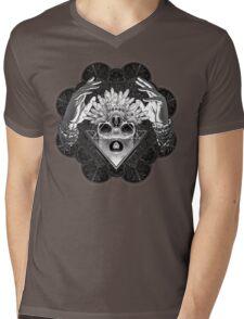 Winya No. 79 Mens V-Neck T-Shirt