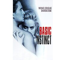 Basic Instinct Photographic Print