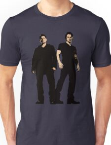 Supernatural's brothers Unisex T-Shirt