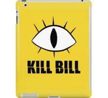 Kill Bill Cipher Gravity Falls iPad Case/Skin