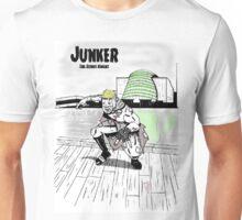 Justie Byrne Junker Unisex T-Shirt